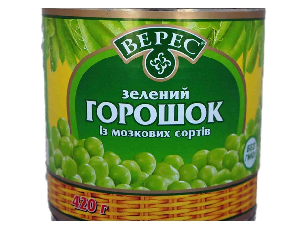 Green Peas 12 ps.