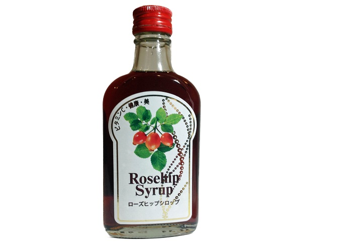 Rosehip Syrup pack24pcs
